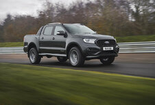 Ford Ranger MS-RT is pick-up met spierballen #1