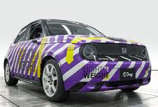 Honda ontwikkelt een e-dragracer! #1