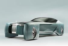 Elektrische Rolls-Royce heet Silent Shadow