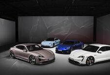 Porsche Taycan nu ook als instapper met RWD