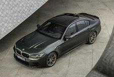 Gelekt: BMW M5 CS (2021) - UPDATE