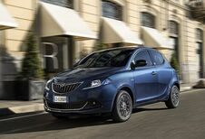 Lancia Ypsilon : lifting et hybridation
