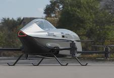 Airspeeder : une voiture de course volante #1
