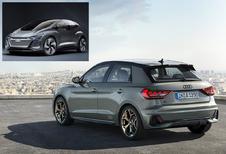 Audi schrapt A1, comeback A2 als elektrische ID-variant