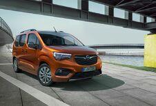 Opel Combo e-Life : la famille en électrique #1
