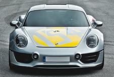 Toch productieplannen voor deze Porsche?