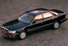 Throwback: Lexus LS (1990 - 1994)