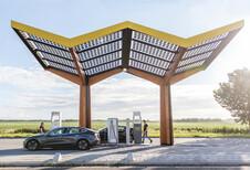 Franse snelwegen krijgen laadstation bij elk tankstation