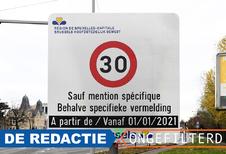 De redactie ongefilterd - 30 km/u in Brussel