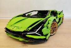 Review: Lamborghini Sian FKP37 - Lego Technics