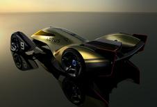 Lotus lonkt naar Le Mans met E-R9