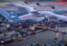 Solvay werkt aan vliegende taxi's