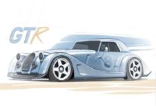 Morgan Plus 8 GTR : 9 exemplaires exclusifs