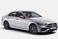 Gelekt: Mercedes C-Klasse