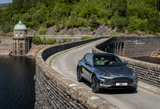 Aston Martin, une production majorée grâce au DBX