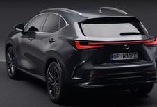 Gelekt: Lexus NX (2021)!