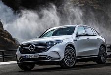 Elektrische Mercedes EQC wordt goedkoper of sportiever