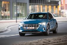 Opvolger Audi E-Tron zal ook in Vorst worden gebouwd