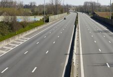 Baisse de 25 % du kilométrage en 2020