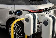 Range Rover électrique en 2024