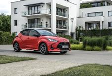 Toyota Yaris : Voiture de l'année 2021 !