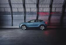 Volvo présente la C40 Recharge qui sera produite à Gand