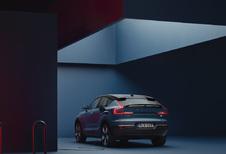 Volvo C40 Recharge is elektrische XC40-coupé