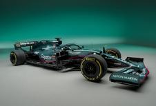 Formule 1 2021: Aston Martin Cognizant AMR21 #1
