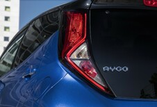 Toyota Aygo: vervanger zonder elektriciteit