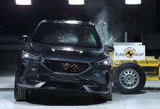 Euro NCAP, Polestar et Cupra décrochent 5 étoiles