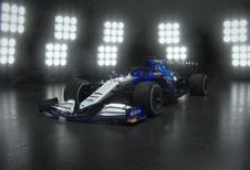 Formule 1 2021: Williams FW43B