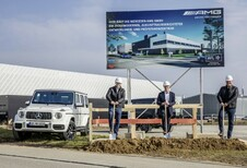 Technikum : nouveau centre technologique pour AMG