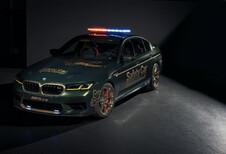 Wat wringt er aan de MotoGP Safety Cars van BMW M?