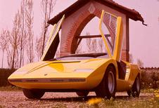 De Lamborghini Countach is al 50 jaar oud