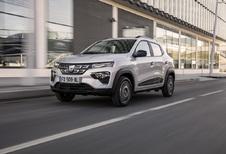 Dacia Spring: de prijzen!