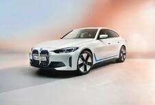 Officieel: BMW i4 is elektrische 4 Reeks Gran Coupé #1