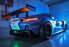 Beltoise BT01: elektrische GT-racer #1