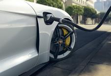 Porsche Taycan : une mise à jour gratuite pour rester sur des rails