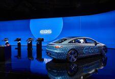 Mercedes EQS : intérieur en mode Imax #1