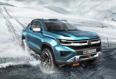 Volkswagen kondigt volgende Amarok en Multivan aan