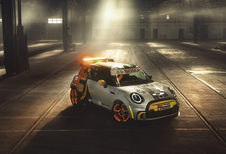 2021 Mini Electric Pacesetter JCW Formula E