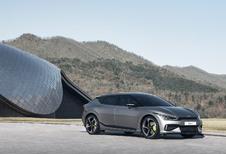 Kia EV6 krijgt GT-topversie met 584 pk en 740 Nm - update: prijs #1