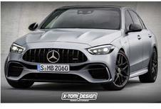 Mercedes belicht AMG-versies hybride C-Klasse en elektrische EQS