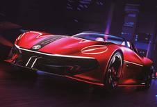 MG Cyberster Concept : le rêve d'un roadster électrique concrétisé