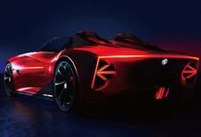 MG Cyberster is elektrische roadster met enorm rijbereik - update