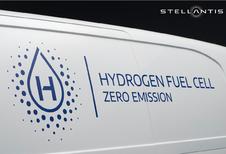 Stellantis : des utilitaires légers à l'hydrogène