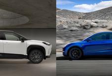 Tesla et Toyota associés pour un petit SUV électrique