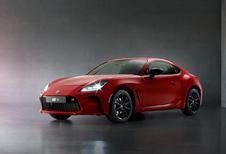 Nouvelle Toyota GR86 : plus de puissance