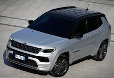 Vernieuwde Jeep Compass wil opnieuw scoren in Europa #1