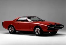 Retour vers le Futur : Alfa Romeo Alfetta Spider Concept Pininfarina en 1972